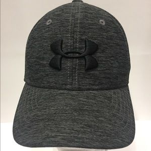 Under armour youth baseball hat cap black